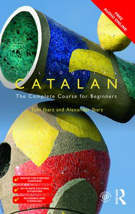 Colloquial Catalan: A Complete Course for Beginners book cover