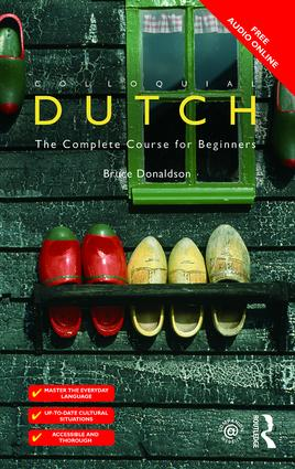 Colloquial Dutch: A Complete Language Course book cover