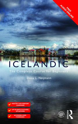 Colloquial Icelandic: The Complete Course for Beginners book cover