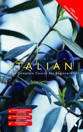 Colloquial Italian: The Complete Course for Beginners, 2nd Edition (Paperback) book cover