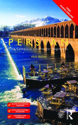 Colloquial Persian: 3rd Edition (Paperback) book cover