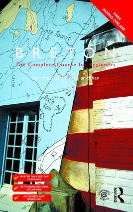 Colloquial Breton: 1st Edition (Paperback) book cover