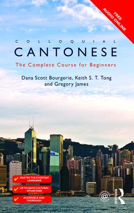 Colloquial Cantonese: The Complete Course for Beginners book cover