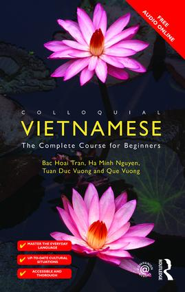 Colloquial Vietnamese: The Complete Course for Beginners, 2nd Edition (Paperback) book cover