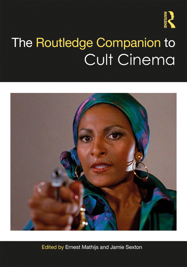 The Routledge Companion to Cult Cinema book cover