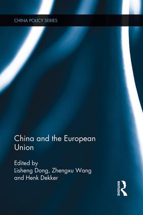 China and the European Union book cover