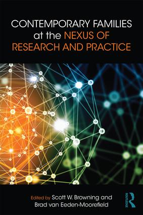 Contemporary Families at the Nexus of Research and Practice: 1st Edition (Paperback) book cover