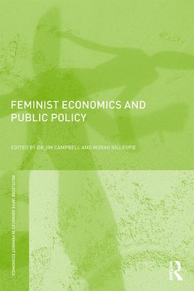 Feminist Economics and Public Policy book cover