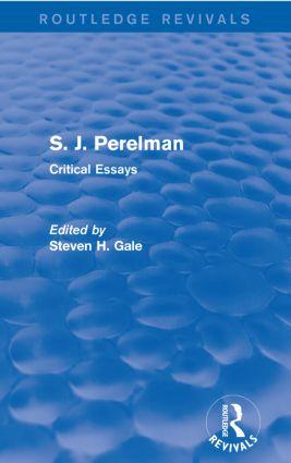S. J. Perelman