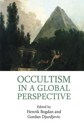 Occultism in a Global Perspective (e-Book) book cover