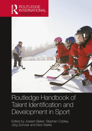 Routledge Handbook of Talent Identification and Development in Sport book cover