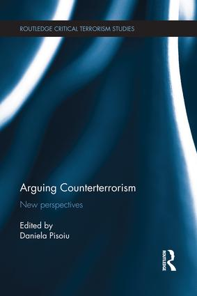 Arguing Counterterrorism: New perspectives book cover