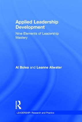 Applied Leadership Development: Nine Elements of Leadership Mastery book cover