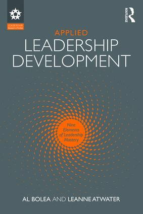 Applied Leadership Development: Nine Elements of Leadership Mastery, 1st Edition (Paperback) book cover