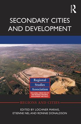 Secondary Cities and Development: 1st Edition (Hardback) book cover