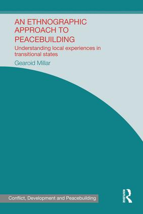 An Ethnographic Approach to Peacebuilding
