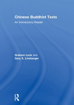 Chinese Buddhist Texts: An Introductory Reader book cover