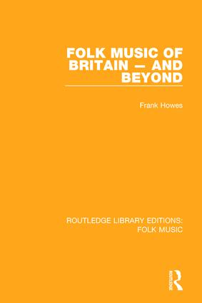 Folk Music of Britain – and Beyond book cover