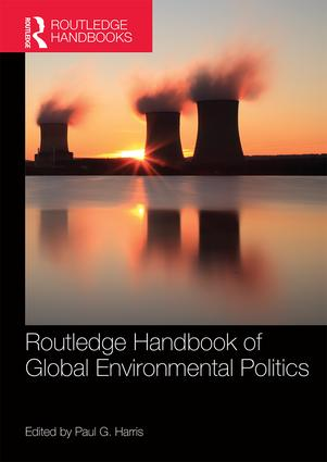 Routledge Handbook of Global Environmental Politics book cover