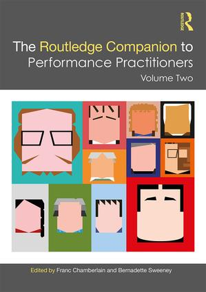 The Routledge Companion to Performance Practitioners: Volume Two book cover