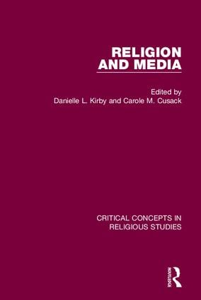 Religion and Media: 1st Edition (Hardback) book cover