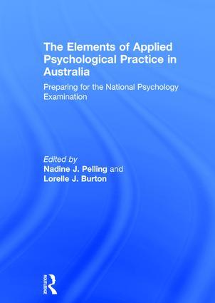 Preparing for the Australian National Psychology Examination