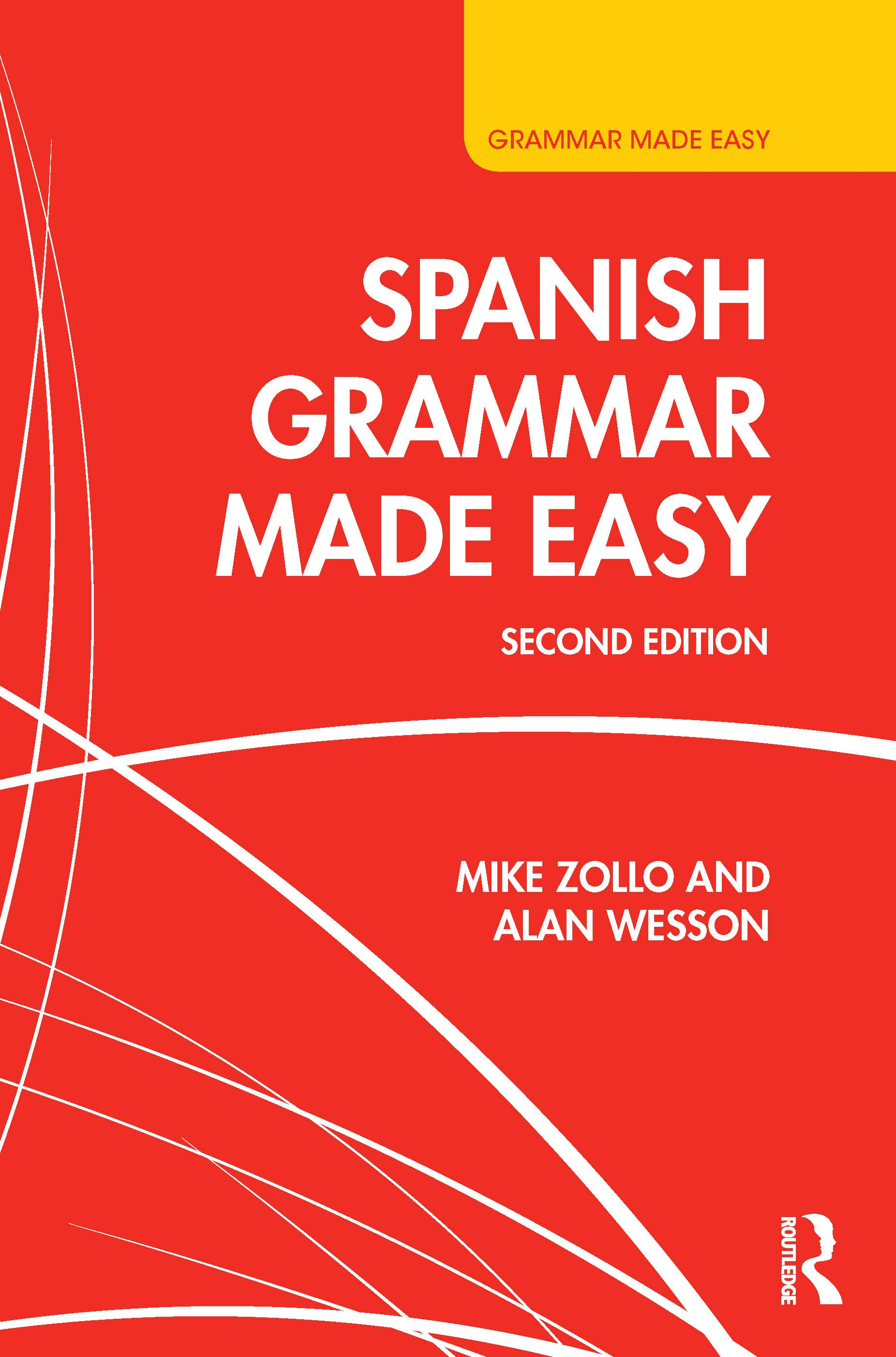 Spanish Grammar Made Easy book cover