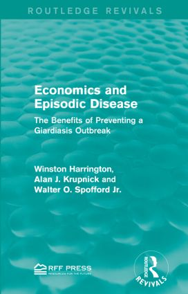 Economics and Episodic Disease: The Benefits of Preventing a Giardiasis Outbreak book cover