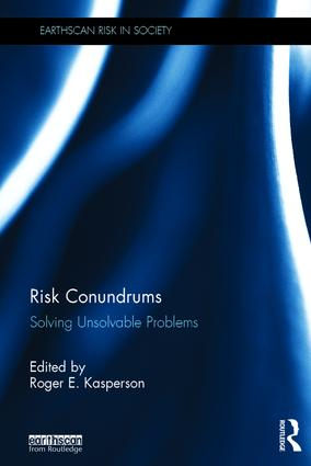 Risk Conundrums: Solving Unsolvable Problems book cover