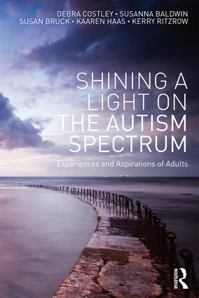 Shining a Light on the Autism Spectrum (Paperback) book cover
