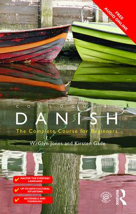 Colloquial Danish: 2nd Edition (Paperback) book cover