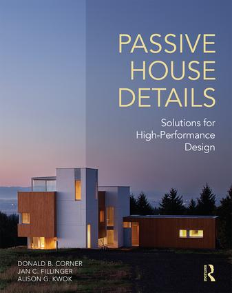Passive House Details: Solutions for High-Performance Design book cover