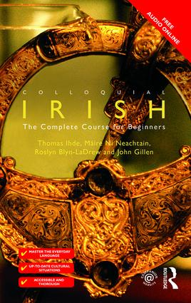 Colloquial Irish: The Complete Course for Beginners book cover