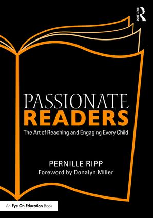 Passionate Readers: The Art of Reaching and Engaging Every Child book cover