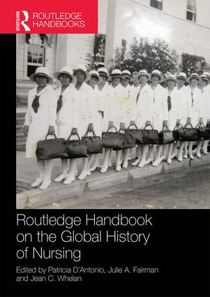 Routledge Handbook on the Global History of Nursing NIP book cover