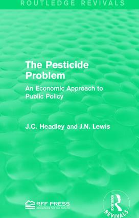 The Pesticide Problem