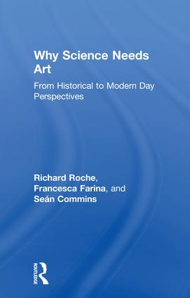 Why Science Needs Art: From Historical to Modern Day Perspectives, 1st Edition (Hardback) book cover