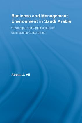 Business and Management Environment in Saudi Arabia