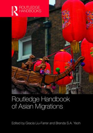 Routledge Handbook of Asian Migrations book cover