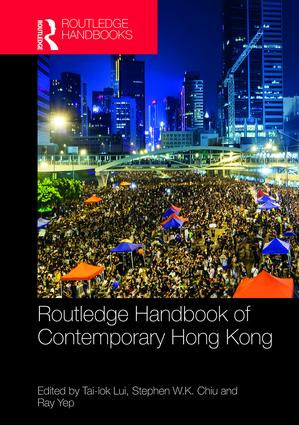 Routledge Handbook of Contemporary Hong Kong book cover