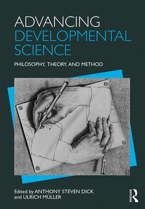 Advancing Developmental Science: Philosophy, Theory, and Method book cover