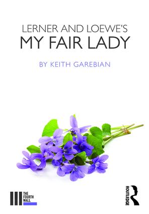 Lerner and Loewe's My Fair Lady book cover