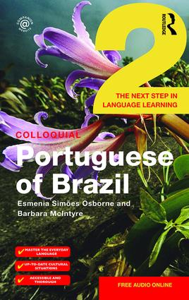 Colloquial Portuguese of Brazil 2 book cover