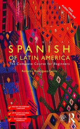 Colloquial Spanish of Latin America book cover