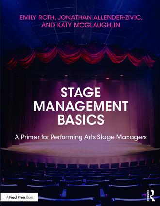 Stage Management Basics: A Primer for Performing Arts Stage Managers book cover