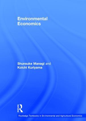 Environmental Economics book cover