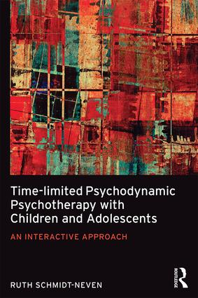 Time-limited Psychodynamic Psychotherapy with Children and Adolescents: An interactive approach book cover