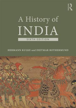 A History of India: 6th Edition (Paperback) book cover