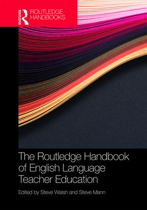 The Routledge Handbook of English Language Teacher Education book cover