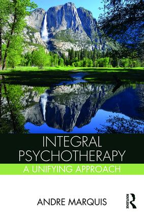 Integral Psychotherapy: A Unifying Approach, 1st Edition (Paperback) book cover